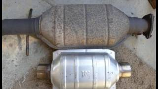 California Catalytic Converter (Cat)Secrets to Passing & Reasons for Smog Test Failure