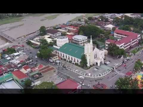 Tarlac City Aerial Video
