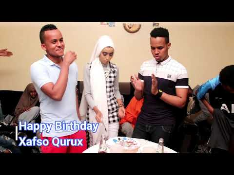 Happy Birthday To Xafso Qurux By Balanbalis Tube