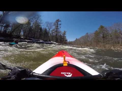 Marsh Stream Maine, 4/12/14.
