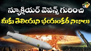 Unknown Facts About Nuclear Weapons | Unknown Videos | With CC | Planet Leaf