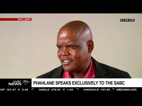 Exclusive: Phahlane speaks to SABC News following case postponement