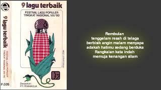 Melky Goeslow Bulan Di Atas Telaga FLPI 1980 Lirik.mp3