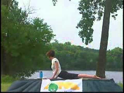 Yoga in the Park 6-27