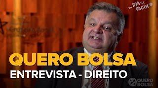 Um dia na Cruzeiro do Sul - Entrevista Coordenador do Curso de Direito