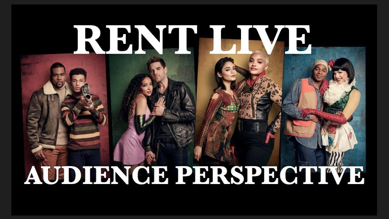 RENT LIVE on FOX Audience Perspective | Amber-Tiana Adventure Time