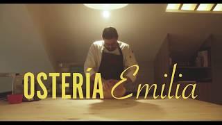 Video resultado del curso de Adobe Premier Pro de Crehana. Osteria Emilia