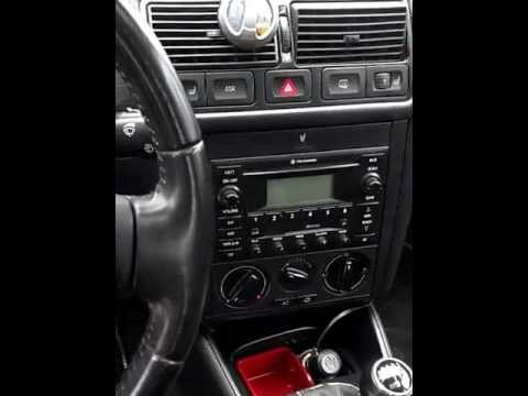 VW GOLF GTI 1.8 LITER TURBO