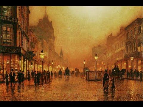 Ralph Vaughan Williams : Serenade to Music. John Atkinson Grimshaw : Paintings.