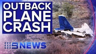 Pilot and former QLD police officer killed in South Australia plane crash | Nine News Australia