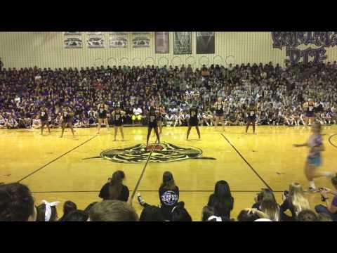 PFDT First Pep Rally 2016-2017