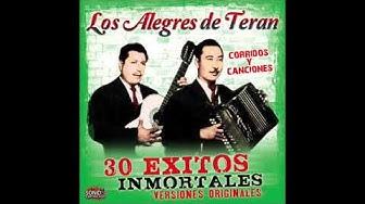 Los Alegres De Teran - 30 Exitos Inmortales (Disco Completo)