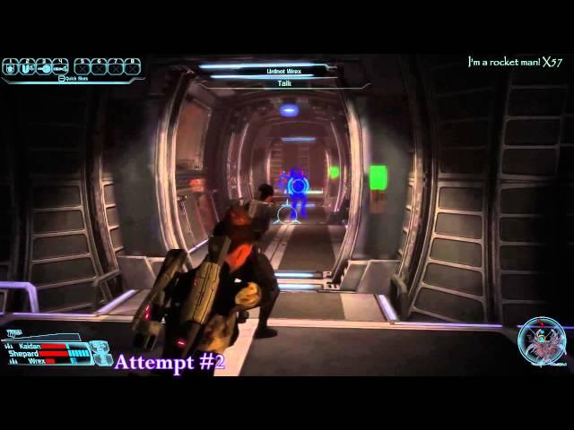 Mass Effect Attempt #2 Death - Oct 15, 2015