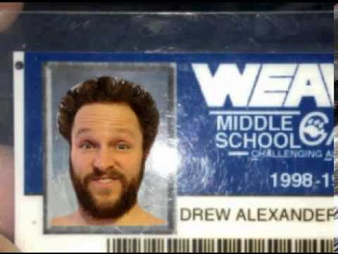 Doggy Face - Drew Sample's Middle School ID 2 - Get In Da Corner Comedy Podcast