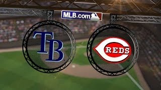4/11/14: Price strikes out 10 in solid game vs. Reds