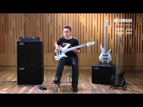 Yamaha GuitarBass TRBX 304, 305 Review by หนุ่ย เมษา ช้อนทอง