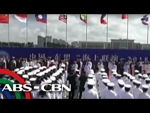 News Patrol: Joint drills ng China, ibang ASEAN countries panglilihis lang sa isyu - analyst
