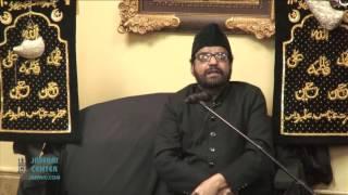 Maulana Abid Bilgrami 17 Safar 1437:2015 Majlis