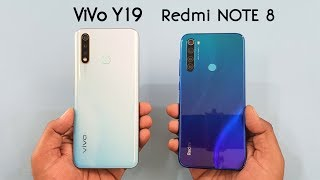 Vivo Y30 vs redmi note 8||BAGUS MANA??.