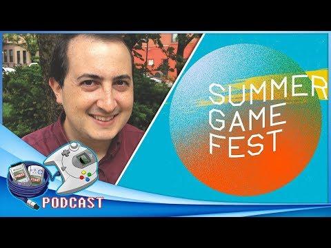 Press Start Podcast Episode 149 | Summer Game Fest Kick-off! (ft. Jason Schreier)