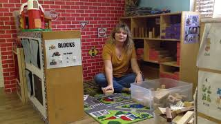CADC Harmony Grove Head Start/ABC - Ms. Rachael - Blocks