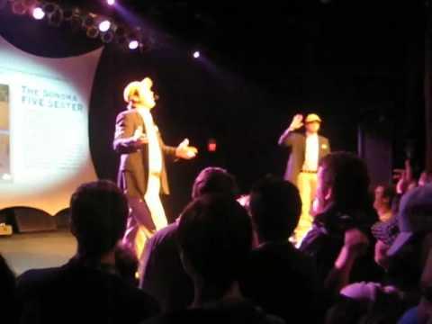 Tim and Eric Live 2009 in Philadelphia