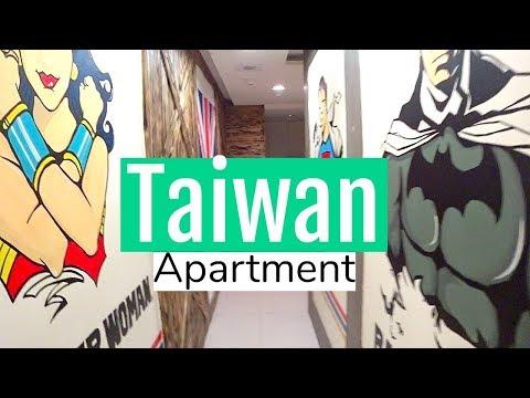 Taiwan Apartment Tour   Hsinchu Taiwan