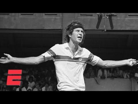 John McEnroe's Epic Wimbledon Meltdown: 'You Cannot Be Serious!'   ESPN Archives