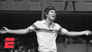 John McEnroe's epic Wimbledon meltdown: 'You cannot be serious!' | ESPN Archives