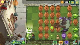 215.-plantas vs zombies 2 ( rompejarrones infinito parte 215) carlos sg21