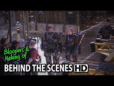 Edge of Tomorrow (2014) Making of & Behind the Scenes