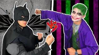 BATMAN VS JOKER- Starcie Najwiekszych Wrogów!