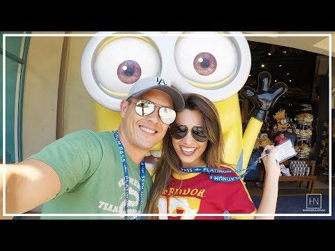 A Day at Universal Studios Hollywood!  Vlog