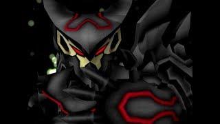 スーパーロボット大戦α for Dreamcast 第45話A「漆黒の天使来たりて」におけるアストラナガンの初登場シーンです。
