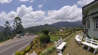 view from St. Claire's tea estate Avissawella-Hatton-Nuwara Eliya Hwy sri lanka