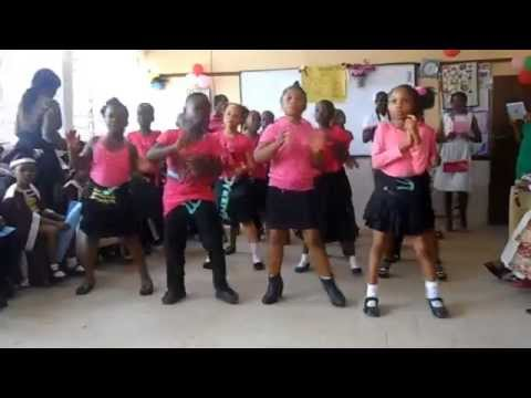 Check Out the Electrifying Performance from students of Dora Amako International School's