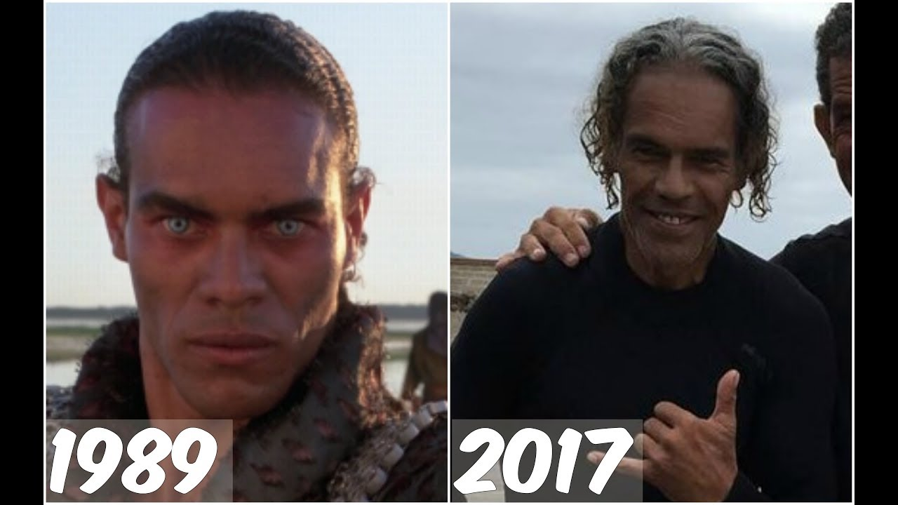 Cyborg (1989) Cast: Then and Now - YouTube