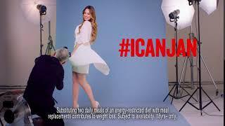 SlimFast #ICanJan 2020 TV Ad