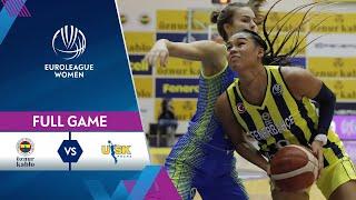 Fenerbahce Oznur Kablo v ZVVZ USK Praha - Full Game - EuroLeague Women 2020-21