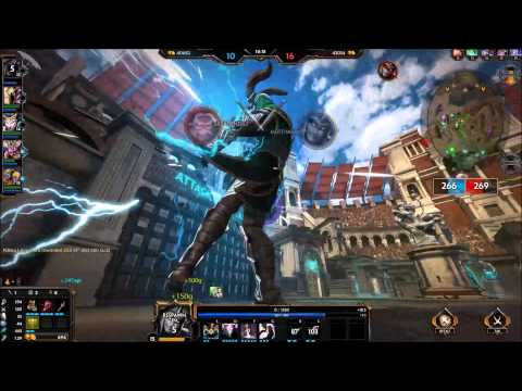 Smite Loki Build Guide: Loki - The Backstabbing Bastard (S6