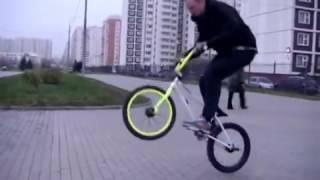Как профессионал делает трюки на BMX(как делать трюки на велосипеде., 2014-07-01T05:23:45.000Z)