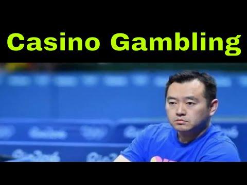 Kong Linghui Casino Gambling: Yes or No?