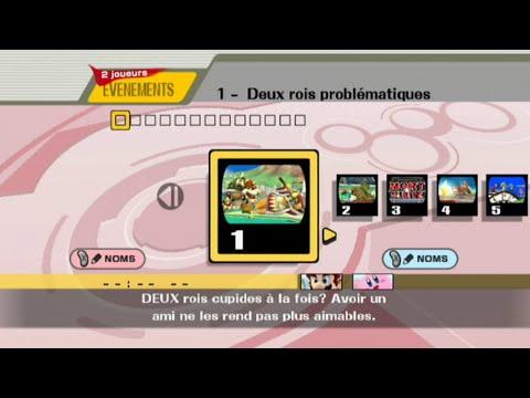 Super Smash Bros. Brawl : Événements 1-10