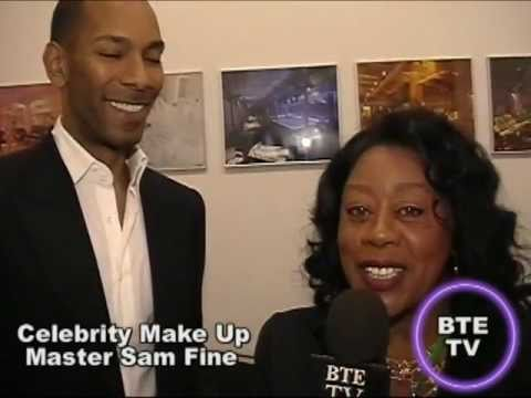 BTE TV interviews Celebrity Make Up Masters Sam Fine and Billy B