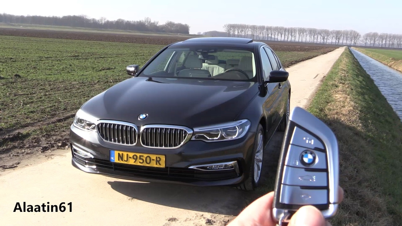 2017 BMW 5 Series Test Drive In Depth Review Interior Exterior