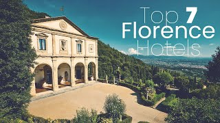 Top 7 Best Hotels In Florence | Luxury Hotels In Florence, Italy