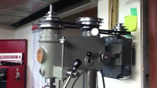 Machinery Upgrade #1: South Bend Drill Press Bearing Replacement - (part 1 Of 3)