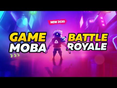 MOBA!! Game Android OFFLINE Moba Battle Royale Terbaik Ukuran Kecil - ( Link Download )