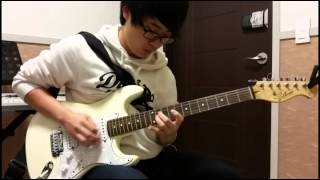 Hello Betty - 기타전공 전성진(98년생) [콩나물 실용음악학원] 2014,12,18
