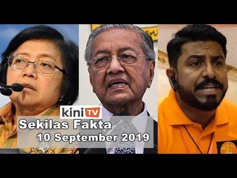 Jerebu bukan dari Indonesia, Kerajaan pertahan perlembagaan, Kes hina bukan Islam, tak ambil serius